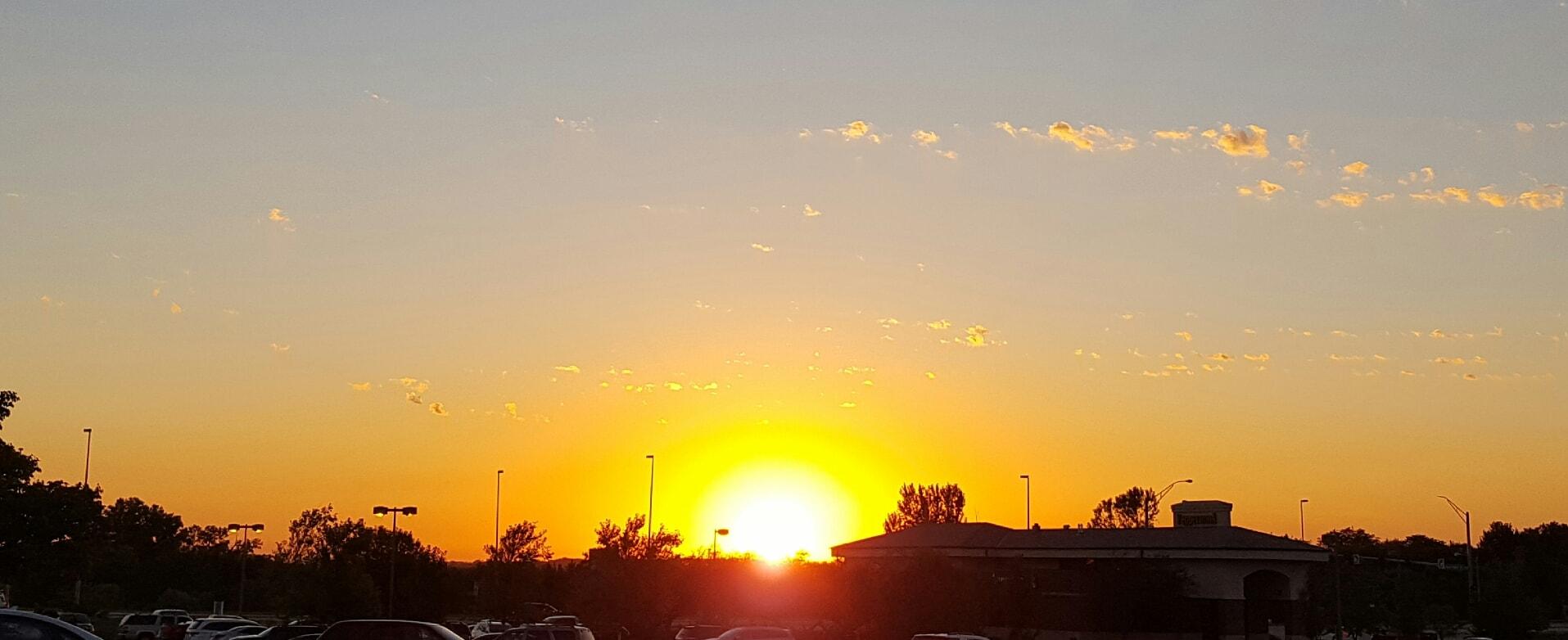 Sunset, Omaha, NE