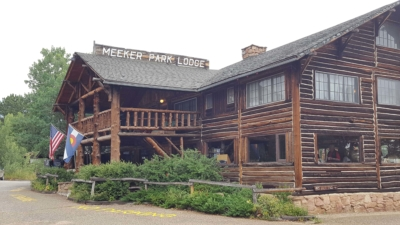 Meeker Park Lodge, Near Allenspark, CO