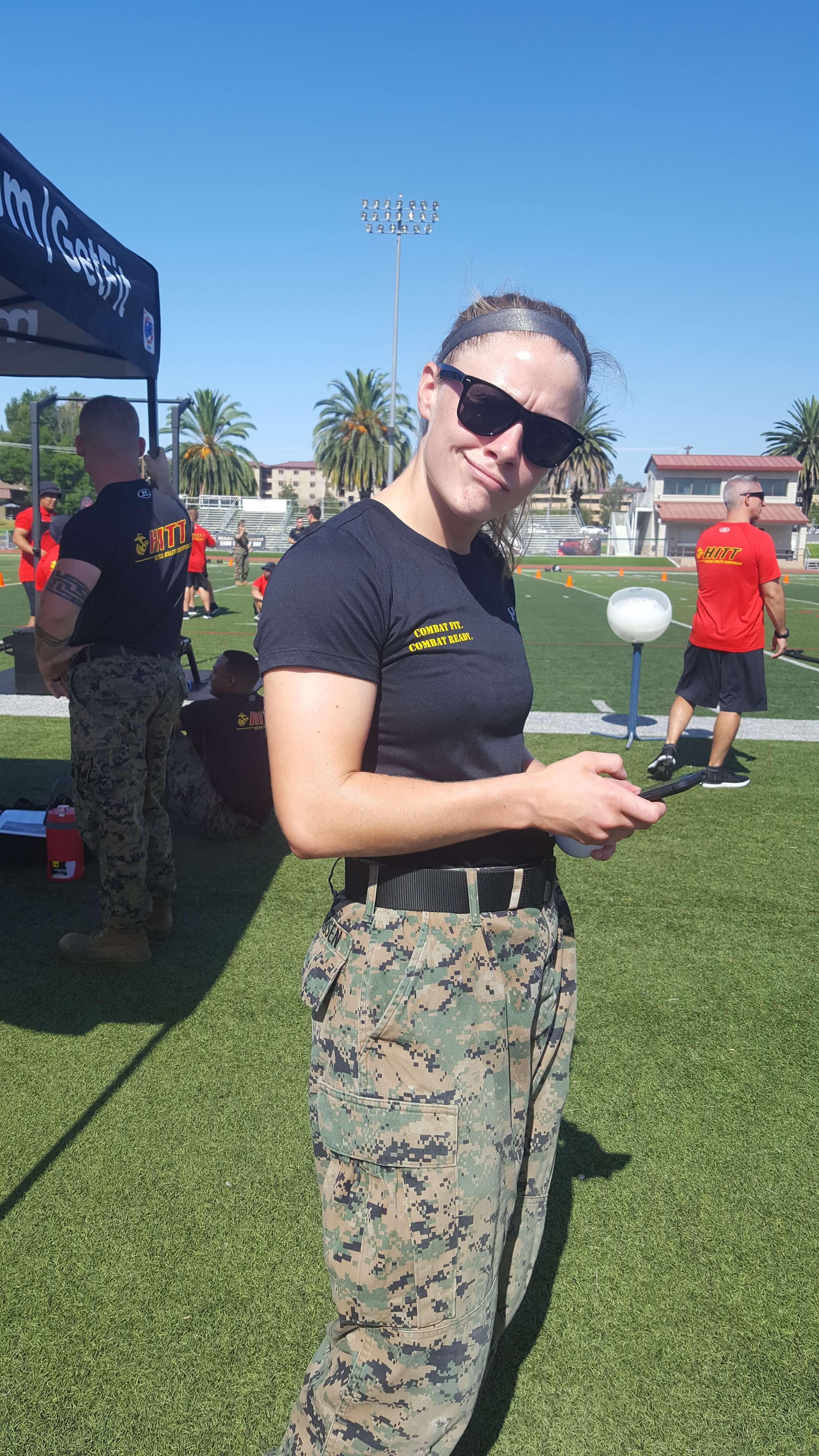 2017 Marine HITT competition