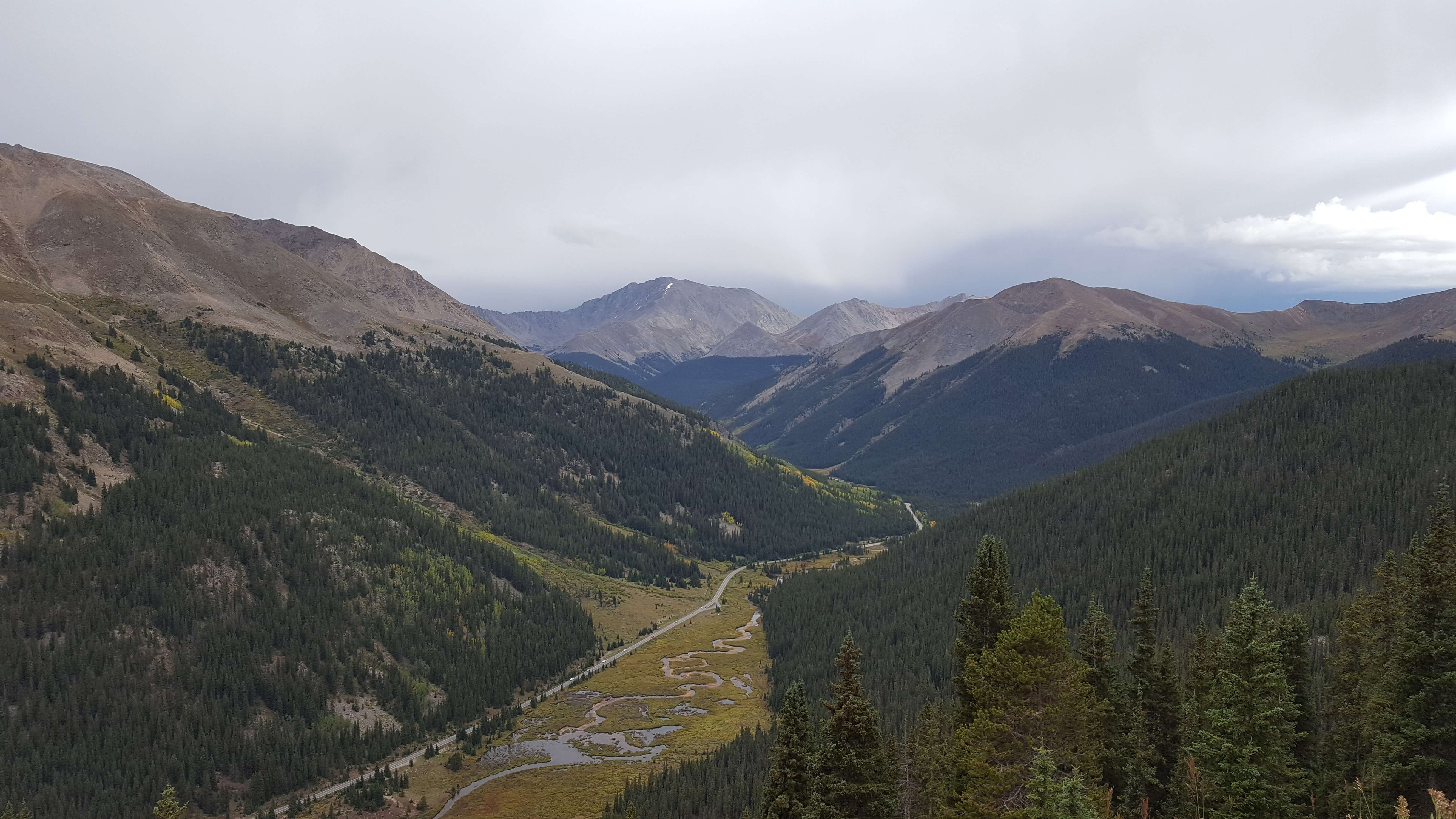 Beautiful Independence Pass