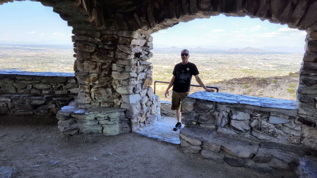 Dobbins Point, South Mountain, Arizona