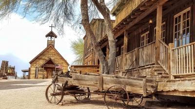 Goldfield, AZ ghost town