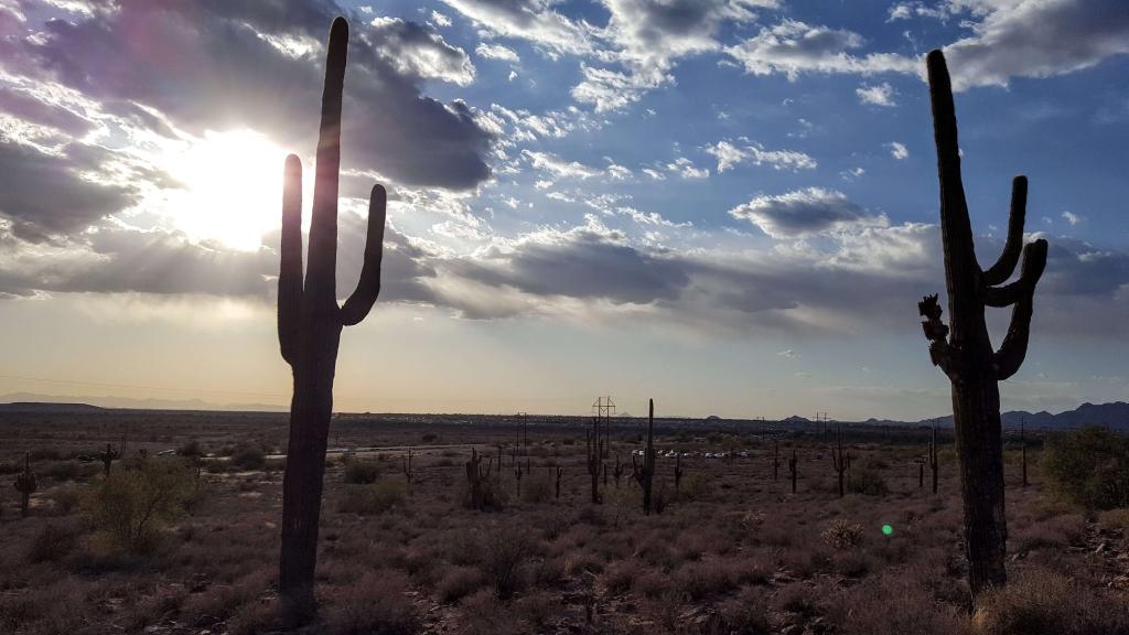 Apache Junction, AZ, area