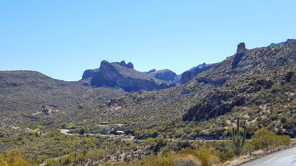 Tortilla Flat, on the Apache Trail