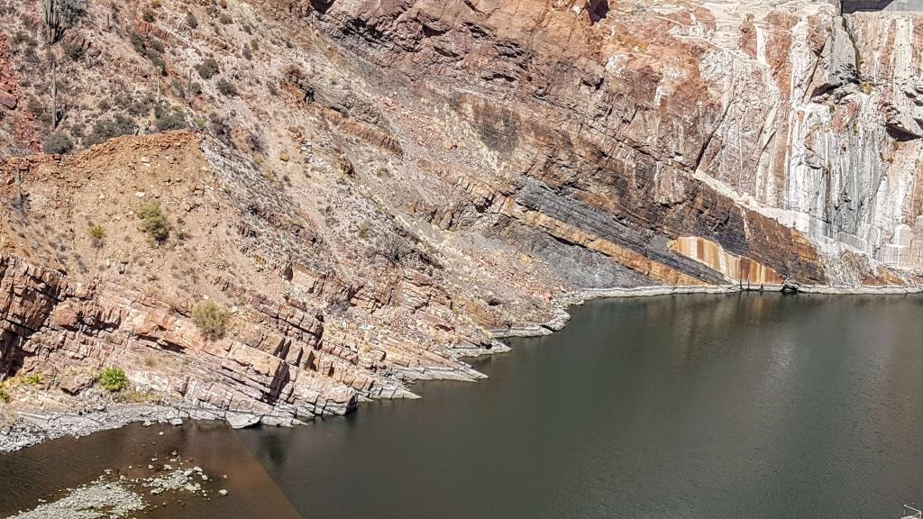 Roosevelt Dam, AZ
