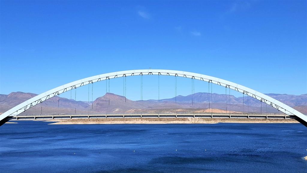 Roosevelt Dam Bridge, AZ
