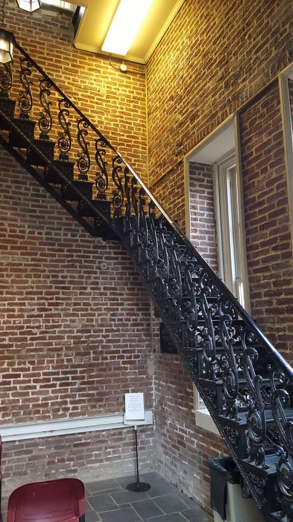 Inside Nashville's Belmont Mansion's water tower