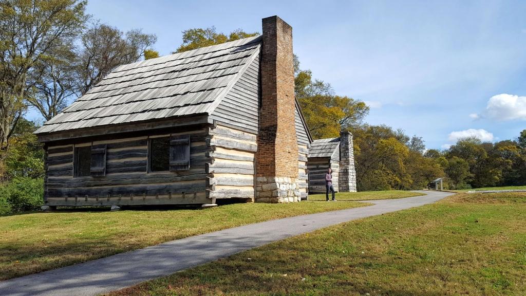 First Hermitage area, Nashville, TN