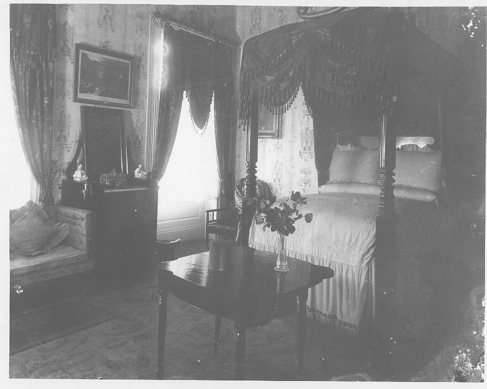 Andrew Jackson's bedroom, Nashville, TN